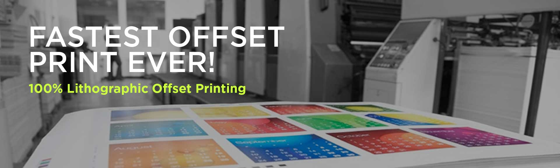 Offset Printing in Lahore