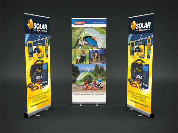 Rollup Banner Printing Lahore - Rollup Standee Printing